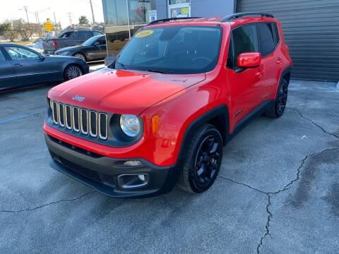 2016 Jeep Renegade for sale at Bi-Rite Auto Sales in Clinton Township MI