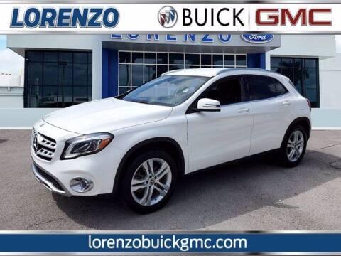 2019 Mercedes-Benz GLA for sale at Lorenzo Buick GMC in Miami FL