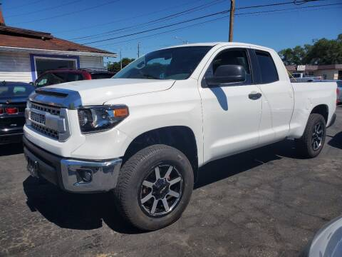 2014 Toyota Tundra for sale at Nonstop Motors in Indianapolis IN