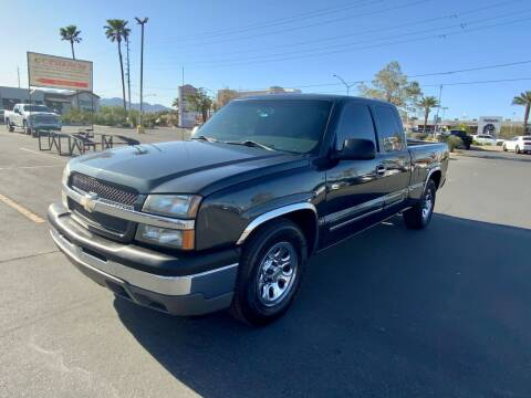 2005 Chevrolet Silverado 1500 for sale at Charlie Cheap Car in Las Vegas NV