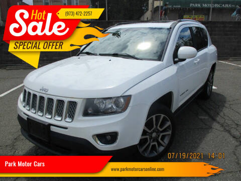 2015 Jeep Compass for sale at Park Motor Cars in Passaic NJ
