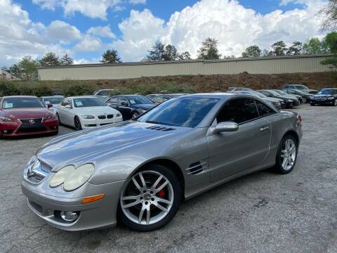 2007 Mercedes-Benz SL-Class for sale at Car Online in Roswell GA