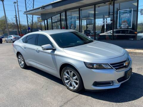 2016 Chevrolet Impala for sale at Smart Buy Car Sales in St. Louis MO