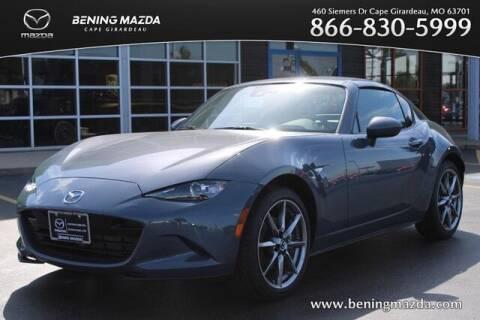 2021 Mazda MX-5 Miata RF for sale at Bening Mazda in Cape Girardeau MO