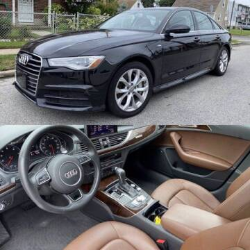 2017 Audi A6 for sale at CERTIFIED LUXURY MOTORS OF QUEENS in Elmhurst NY