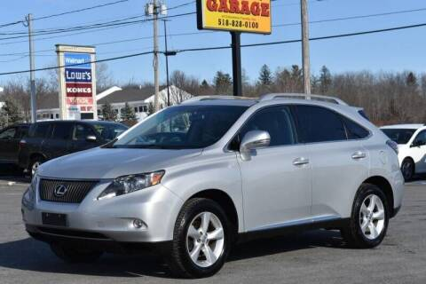 2011 Lexus RX 350 for sale at Broadway Motor Car Inc. in Rensselaer NY