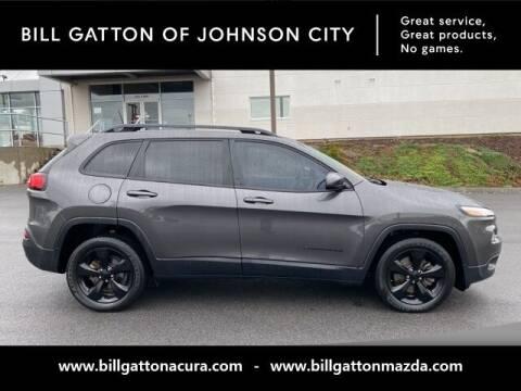 2018 Jeep Cherokee for sale at Bill Gatton Used Cars - BILL GATTON ACURA MAZDA in Johnson City TN