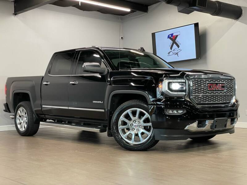 2016 GMC Sierra 1500 for sale at TX Auto Group in Houston TX