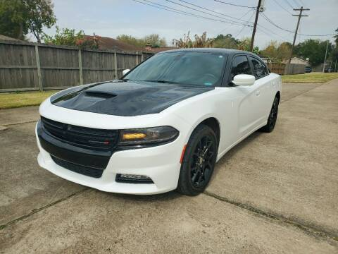 2017 Dodge Charger for sale at MOTORSPORTS IMPORTS in Houston TX