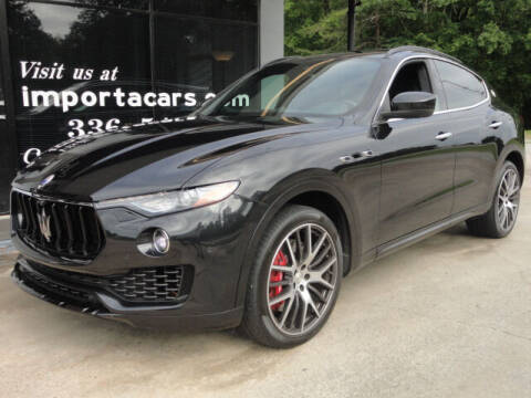 2017 Maserati Levante for sale at importacar in Madison NC