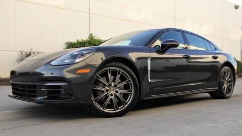 2018 Porsche Panamera for sale at New City Auto - Retail Inventory in South El Monte CA