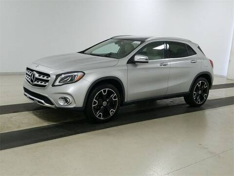 2018 Mercedes-Benz GLA for sale at Florida Fine Cars - West Palm Beach in West Palm Beach FL