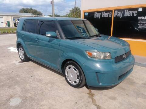 2009 Scion xB for sale at QUALITY AUTO SALES OF FLORIDA in New Port Richey FL