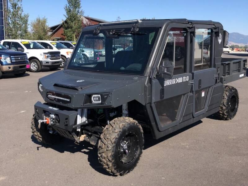 2020 Massimo WARRIOR MXU 1000 for sale in Bozeman, MT