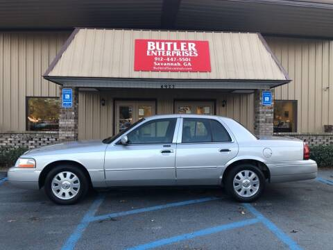 2005 Mercury Grand Marquis for sale at Butler Enterprises in Savannah GA