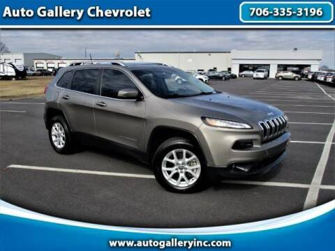 2017 Jeep Cherokee for sale at Auto Gallery Chevrolet in Commerce GA