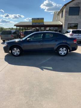 2008 Dodge Avenger for sale at Driver's Choice in Sherman TX