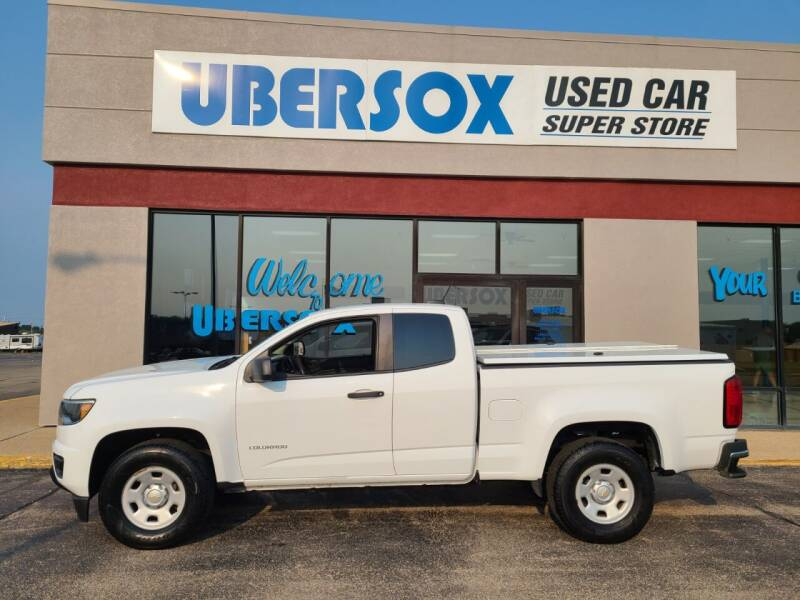 2016 Chevrolet Colorado for sale at Ubersox Used Car Superstore in Monroe WI