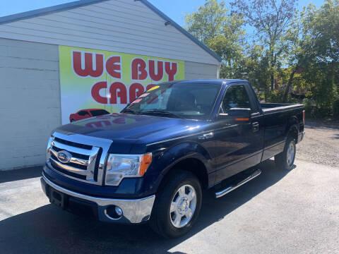 2011 Ford F-150 for sale at Right Price Auto Sales in Murfreesboro TN