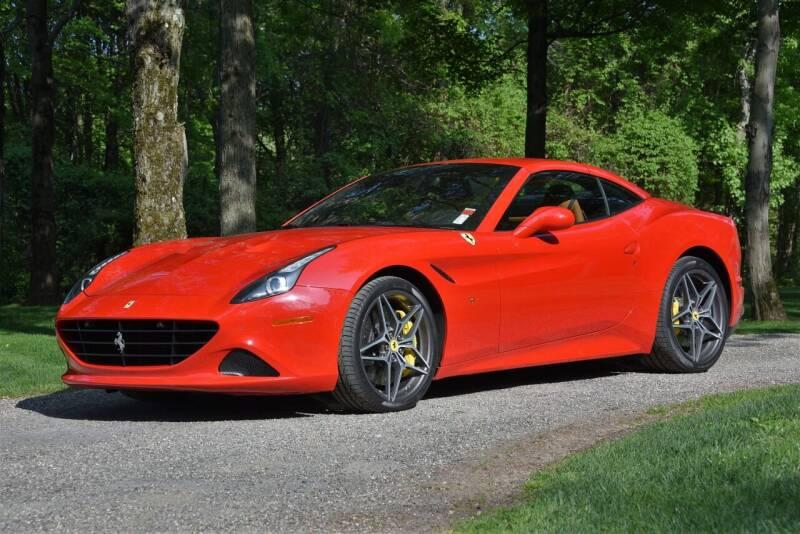 2015 Ferrari California T for sale at Car Wash Cars Inc in Glenmont NY