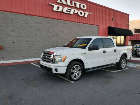 2014 Ford F-150 for sale at Auto Depot of Madison in Madison TN