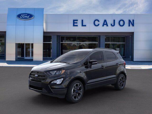 2020 Ford EcoSport for sale in El Cajon, CA