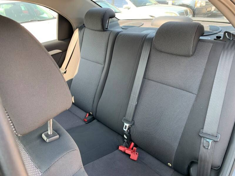 2010 Chevrolet Aveo LT 4dr Sedan w/1LT - Murphysboro IL