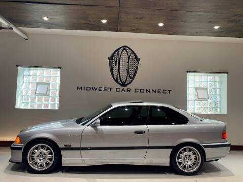 1996 BMW M3 for sale at Midwest Car Connect in Villa Park IL