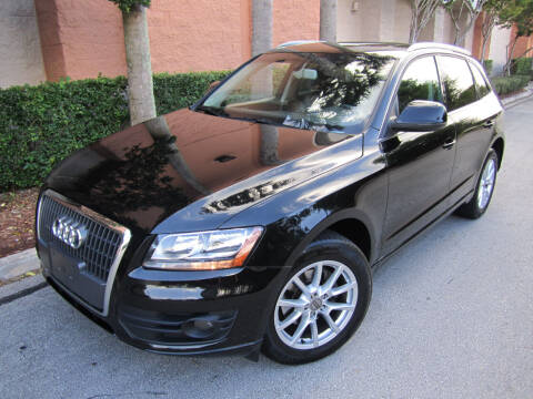 2011 Audi Q5 for sale at FLORIDACARSTOGO in West Palm Beach FL
