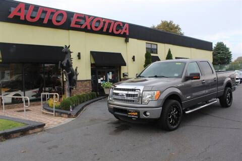 2014 Ford F-150 for sale at Auto Exotica in Red Bank NJ