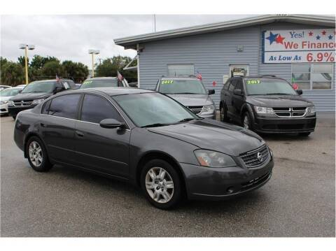 2005 Nissan Altima for sale at My Value Car Sales in Venice FL