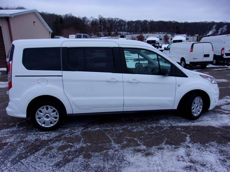 2016 Ford Transit Connect Wagon for sale at Welkes Auto Sales & Service in Eau Claire WI