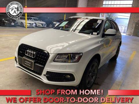 2014 Audi Q5 for sale at Auto 206, Inc. in Kent WA