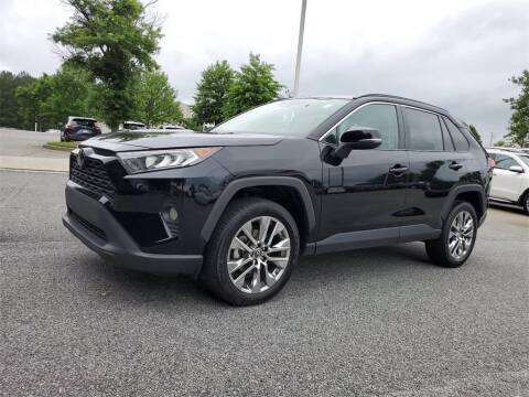 2019 Toyota RAV4 for sale at CU Carfinders in Norcross GA