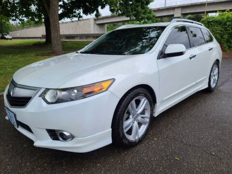 2014 Acura TSX Sport Wagon for sale at EXECUTIVE AUTOSPORT in Portland OR