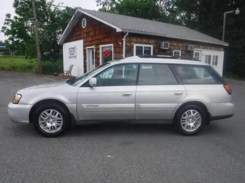 2004 Subaru Outback for sale at Trade Zone Auto Sales in Hampton NJ