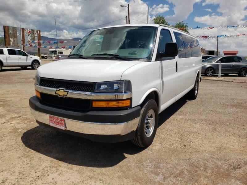 2019 Chevrolet Express Passenger for sale at Bickham Used Cars in Alamogordo NM