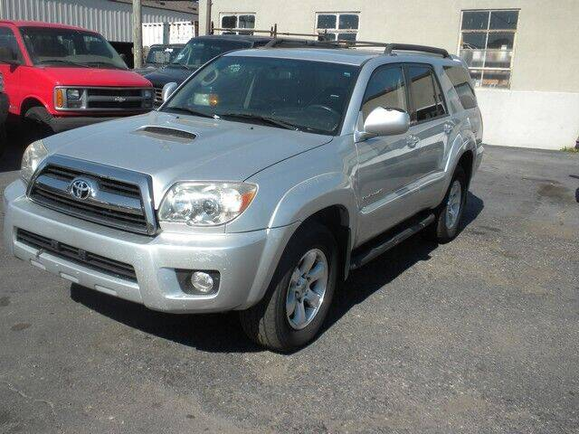 2006 Toyota 4Runner for sale at MASTERS AUTO SALES in Roseville MI