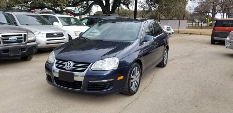 2006 Volkswagen Jetta for sale at STX Auto Group in San Antonio TX