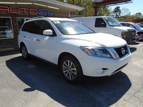 2016 Nissan Pathfinder for sale at AutoStar Norcross in Norcross GA