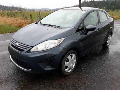 2011 Ford Fiesta for sale at State Street Auto Sales in Centralia WA