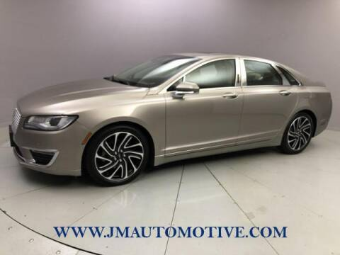 2020 Lincoln MKZ for sale at J & M Automotive in Naugatuck CT