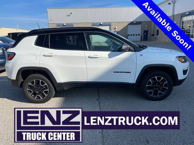 2019 Jeep Compass for sale in Fond Du Lac, WI
