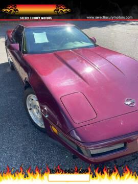 1993 Chevrolet Corvette for sale at Select Luxury Motors in Cumming GA