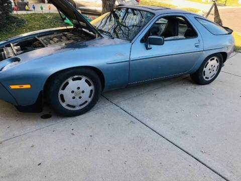 1985 Porsche 928 for sale at Classic Car Deals in Cadillac MI