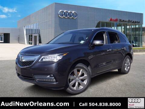 2015 Acura MDX for sale at Metairie Preowned Superstore in Metairie LA