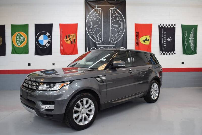 2015 Land Rover Range Rover Sport for sale at Iconic Auto Exchange in Concord NC