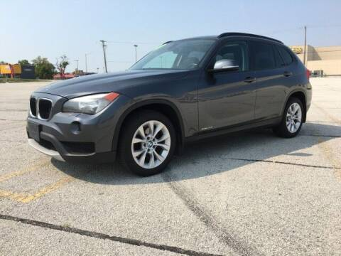 2013 BMW X1 for sale at OT AUTO SALES in Chicago Heights IL