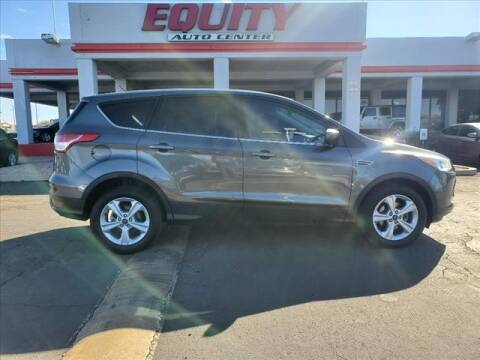 2016 Ford Escape for sale at EQUITY AUTO CENTER in Phoenix AZ