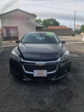 2014 Chevrolet Malibu for sale at DestanY AUTOMOTIVE in Hamilton OH